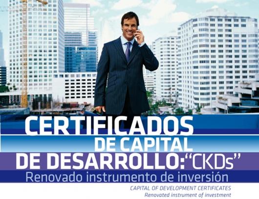 ¿Qué son los CKDes?