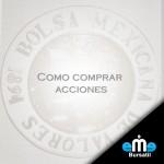 Comprar acciones en la bolsa de valores de México