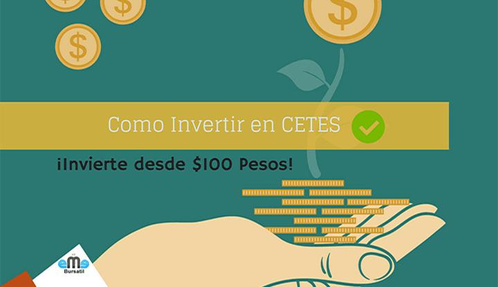 Como invertir en Cetes